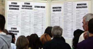 Bursa Generală a Locurilor de Muncă - la AJOFM Brăila, pe 12 aprilie