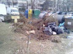 Ecosal Galați colectează deşeuri vegetale de la asociaţiile de locatari