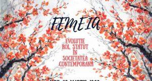 Femeia - evoluție, rol și statut în societatea contemporană