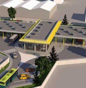 Galaţiul au putea avea un Centru Intermodal de Transport Urban