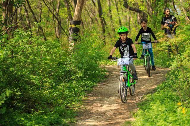 Juniorii Pedalează - concurs de pedalat pentru copii între 6 și 14 ani