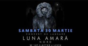 Luna Amară lansează noul album NORD - pe 30 martie, la Galați