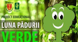 Luna Pădurii: Verde pentru Viață - proiect educațional pentru gimnaziu