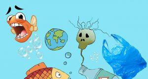 """Proiectul educațional """"Plasticul - ucigașul naturii"""" în perioada martie - iunie"""