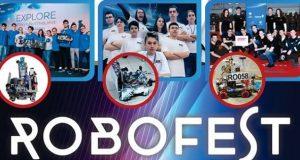 Robofest - competiție amicală între Galați și Brăila la Brăila Mall