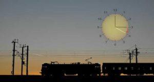 Transportul feroviar de călători trece duminică la ora de vară