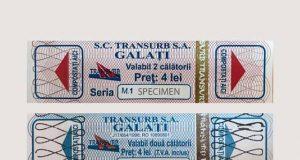 Transurb a pus în vânzare bilete cu două călătorii la prețul de 4 lei