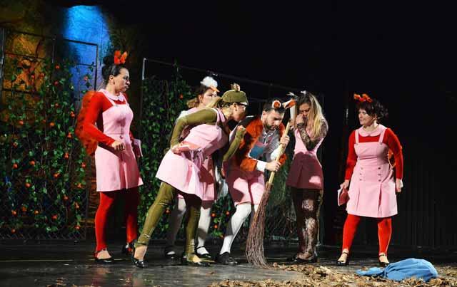 """Un weekendul cu premiere la Teatrul de Operă și Operetă """"Nae Leonard"""""""