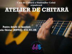atelier de chitară