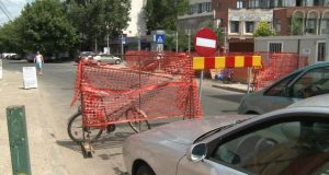 Restricții de trafic pe strada Traian în perioada 4-8 martie