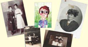 Ce bine că ești! - Expoziție de fotografie veche de Ziua Femeii