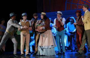 """Musical de pe Broadway pe scena Teatrului Național """"Nae Leonard"""""""
