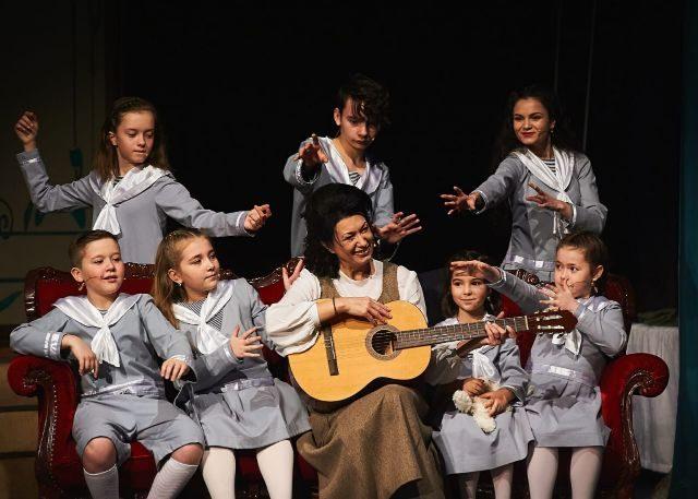 """Sunetul Muzicii - Musical de succes jucat pe scena Teatrului """"Nae Leonard"""""""
