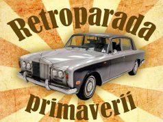 """Expoziție de mașini de epocă """"Retroparada primăverii"""" - pe 20 aprilie"""