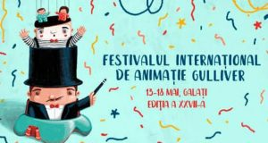 Festivalul Internaţional de Animaţie Gulliver 2019