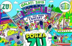 Primăria Galați alocă 500.000 lei pentru Forza ZU - ediția a 9-a
