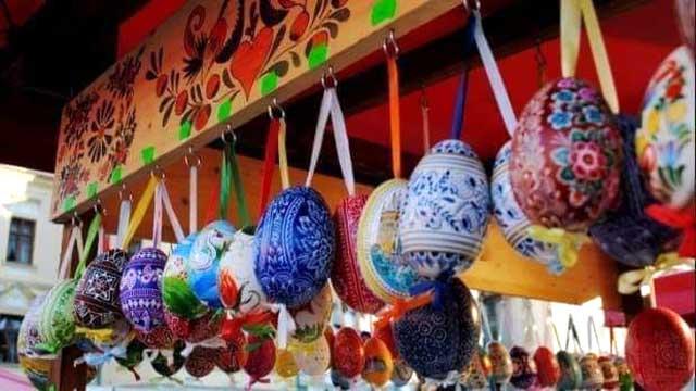 Târgul de Paște din Parcul Cloșca - în weekendul 20-21 aprilie