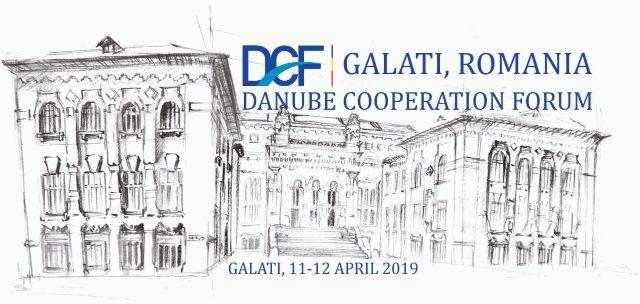 Forumul pentru cooperare în regiunea Dunării, organizat la Galați