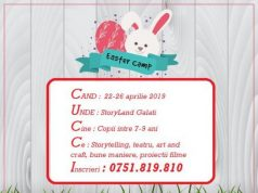 Easter Camp la Storyland by Atelierul de Meșterit Povești