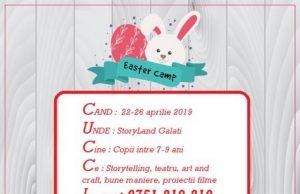 Easter Camp la Storyland by Atelierul de Meșterit Povești