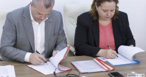 Primăria Galați a semnat încă două contracte de finanțare cu fonduri europene