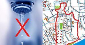Apa va fi oprită în centrul Galațiului întreaga zi, pe 7 mai