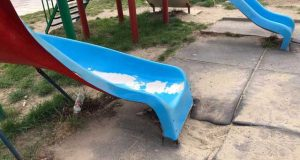Parcul Cloșca din Galați - fără mucuri și deșeuri, pe 11 mai