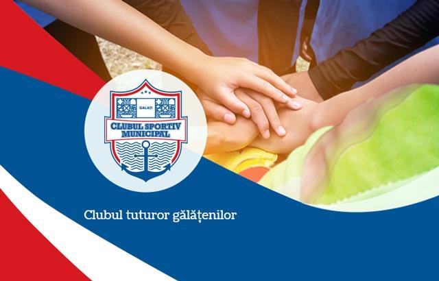 Programul echipelor de seniori ale CSM Galați - baschet, volei și handbal