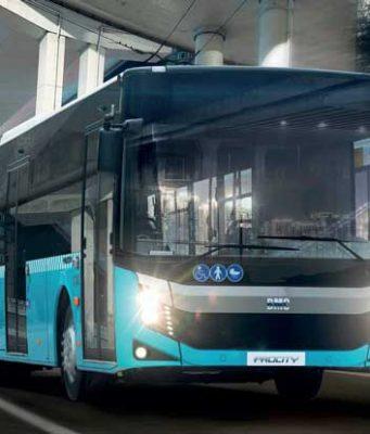 Galațiul va avea 40 de autobuze noi până la sfârșitul anului 2019
