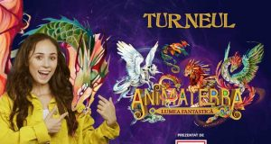 Turneul Animaterra Lumea Fantastică ajunge și la Galați