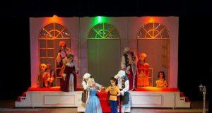 Cenuşăreasa la Teatrul de Papusi Gulliver Galați pe 23 iunie