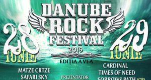 Danube Rock Festival Galați - un weekend de distracție pe ritmuri de rock