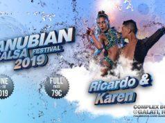 Danubian Salsa Festival pe 26 iunie la Bora Bora, Galați