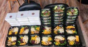 Fuel BOX - trei mese sănătoase, zilnic, livrate oriunde ești în Galaţi
