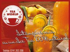 GIVEAWAY! Câștigă ceaiul lunii oferit de Tea World și Revista Explore