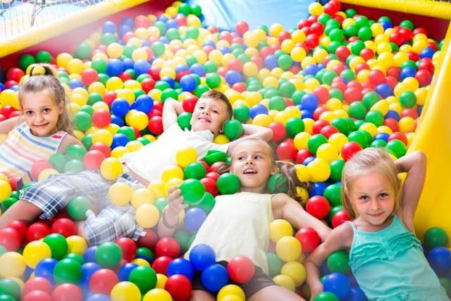 ată care sunt cele mai apreciate locuri de joacă în Galați