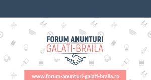 Este oficial! S-a lansat site-ul inteligent de vânzări, cumpărări și servicii Forum Anunțuri Galați-Brăila!