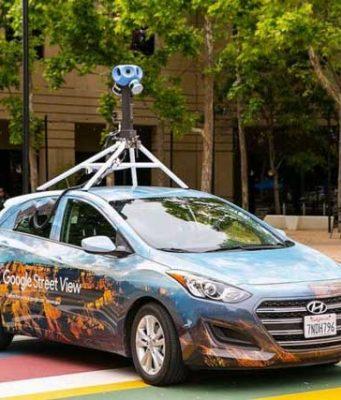 Noi maşini Google Street View vor ajunge şi în Galaţi