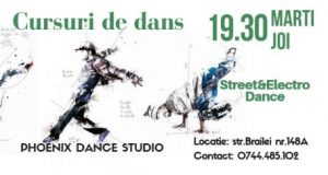 Cursuri de dans pentru copii- Street&Electro Dance în Galați