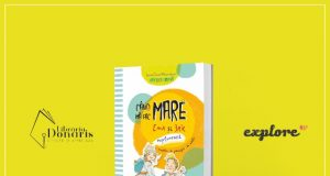 GIVEAWAY! Câștigă cartea oferită de librăria Donaris Când mă fac mare