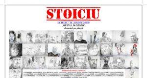 """""""Gestul în desen"""" - expoziţiei de grafică semnată de Florin Stoiciu"""