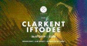 Human presents Clarkent - Super party cu Iftodee la Infinity