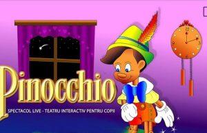Pinocchio în marea aventură - Tecuci, Sala Ion Petrovici