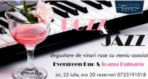 Rozz & Jazz - Mergi și tu să deguști vinurile Rosé de la Navrom River