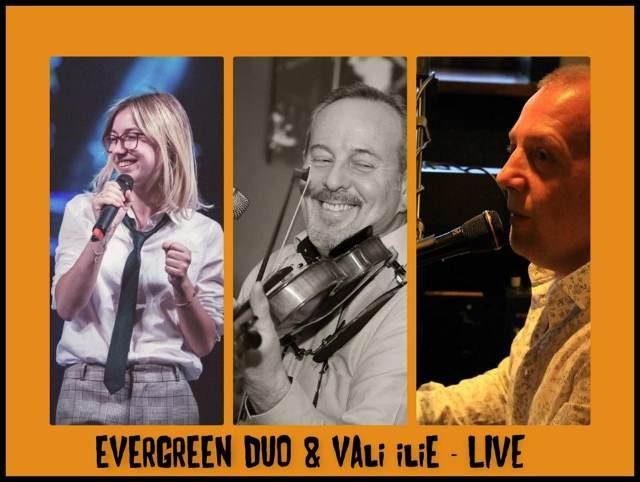 The Power of JAZZ - LIVE cu Evergreen Duo și Vali Ilie