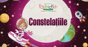 Vino să-l cunoști pe Zork la FasTracK Summer Camp - Constelațiile