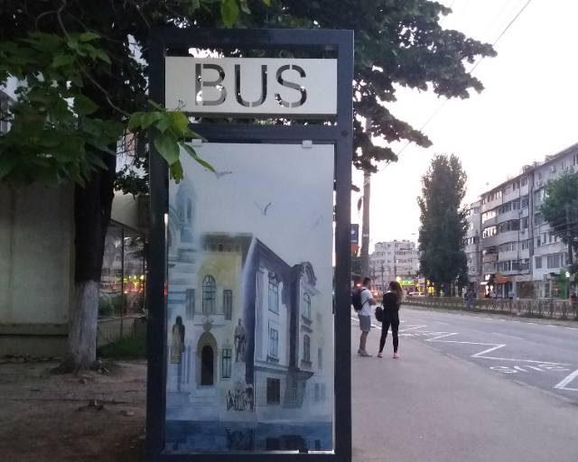 Transurb înființează și desființează stații de transport în comun