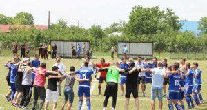 """ACS Universitatea """"Dunărea de Jos"""" din Galați a promovat în Liga a III-a"""