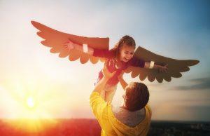 Dă-i aripi să zboare copilului tău
