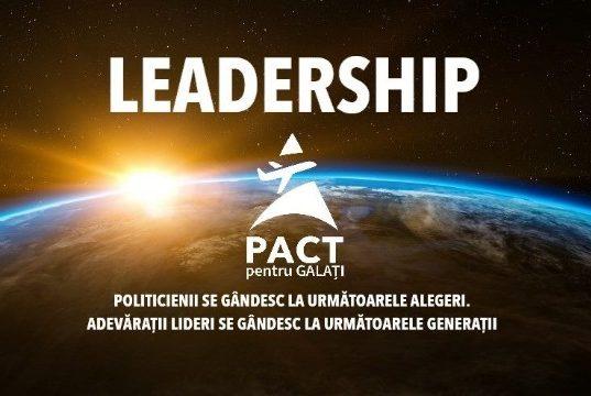 Academia de lideri - Mergi să cunoști școala civică PACT pentru Galați